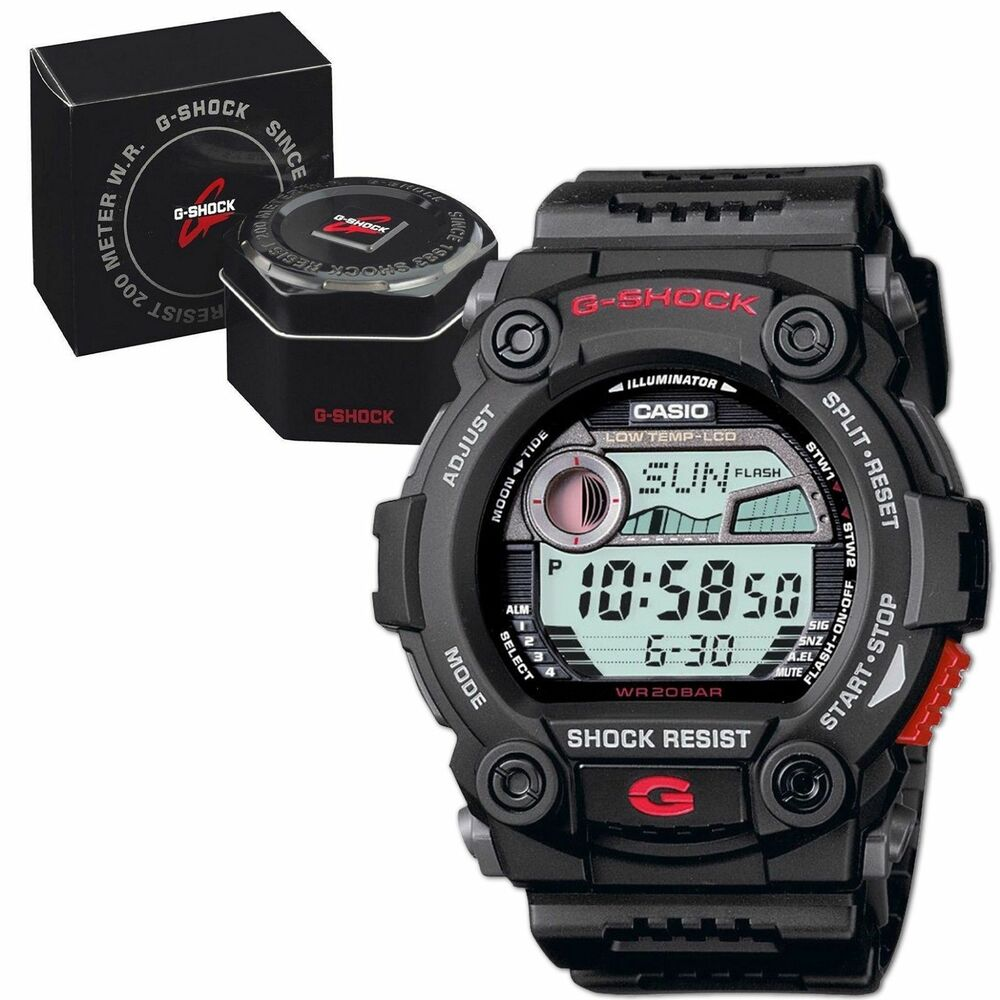 Details about Casio G-Shock Illuminator G-7900-1ER Water Resistant Digital G -Rescue BNIB 1f69c8580