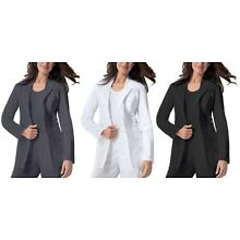 c52a066bdeb Dickies Lab Coat Scrubs Gen Flex 82408 Youtility Stretchy Spand All Colors ,Sizes