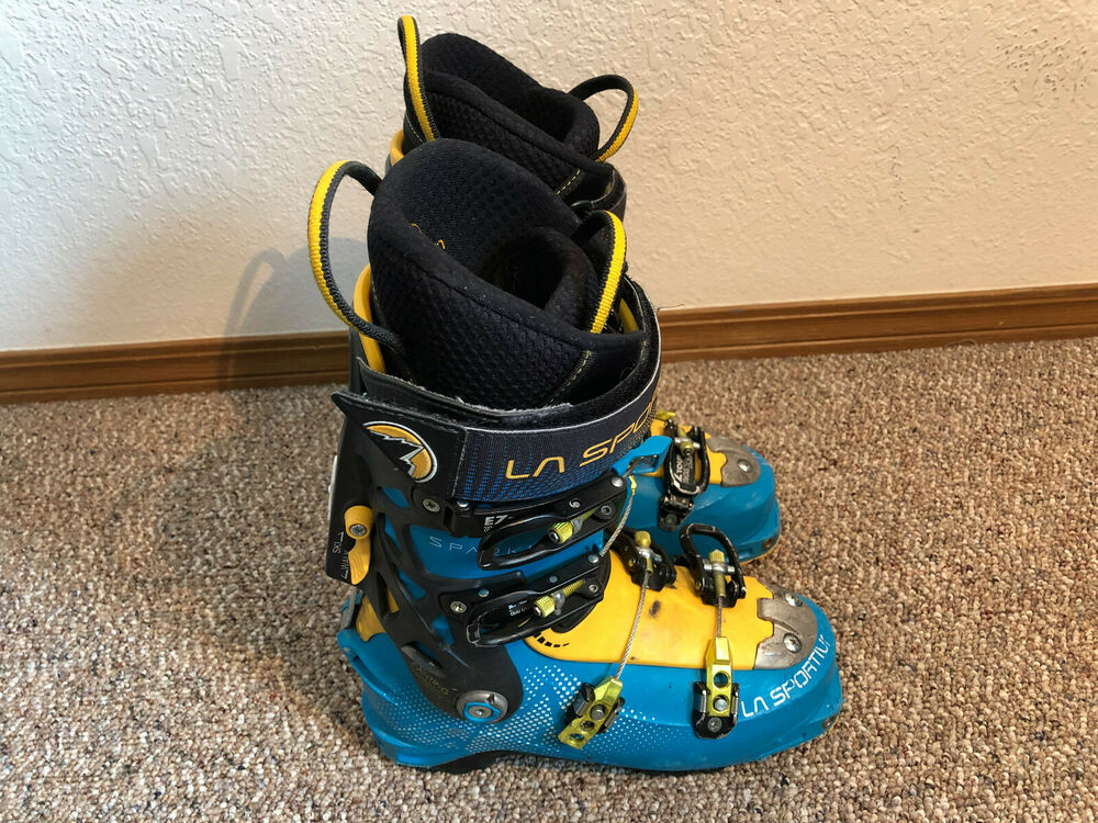 Details about La Sportiva Sparkle Women s Alpine Touring (AT) Boots cdedb9bdc18