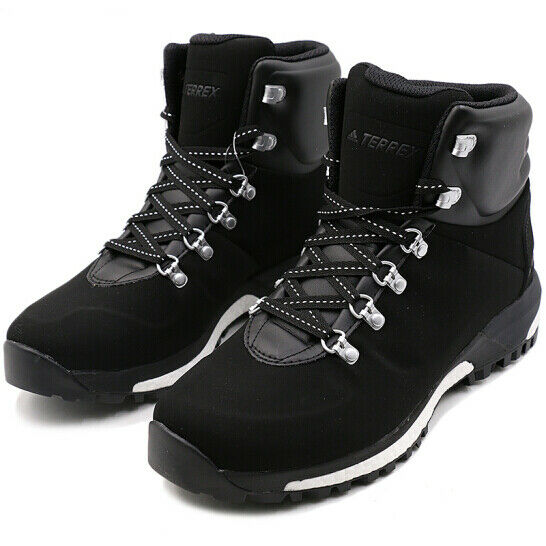 new product 2e062 1e168 Details about MENS ADIDAS TERREX PATHMAKER CW CLIMAWARM BOOST BLACK TRAIL  HIKING RUNNING BOOTS