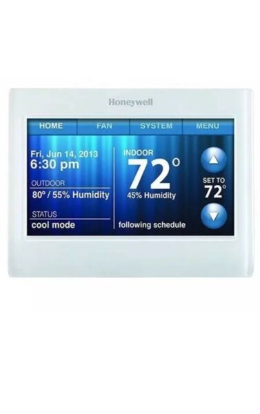 Brand New Honeywell 9000 WiFi Color Touchscreen Programmable Thermostat