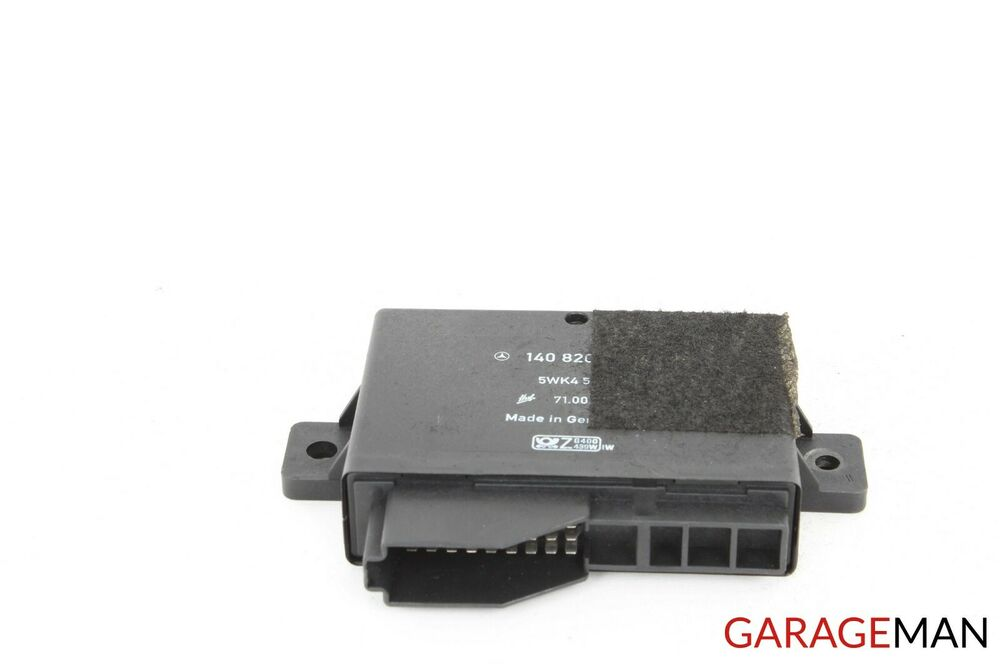 9299 Mercedes W140 500sel S500 Anti Theft Alarm Infrared Control Rhebay: 500sel S500 W140 Engine Fuse Box Get Free Image At Gmaili.net