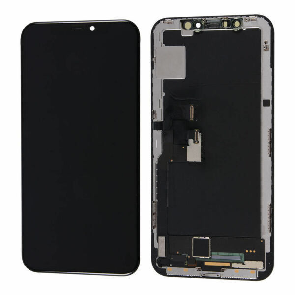 ECRAN OLED CHASSIS VITRE TACTILE OEM ORIGINAL PR APPLE IPHONE X 10 + OUTILS