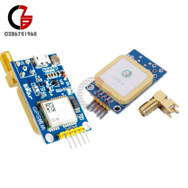 NEO-6M NEO-7M Micro USB GPS Satellite Positioning Module for Arduino STM32 C51