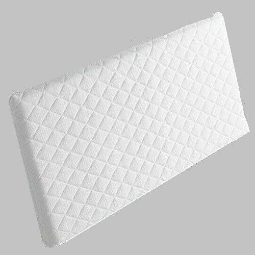85 X 45 X 4 cm Waterproof Quilted COT Crib Foam Baby Breathable Mattress Cradle Pram Swing Size
