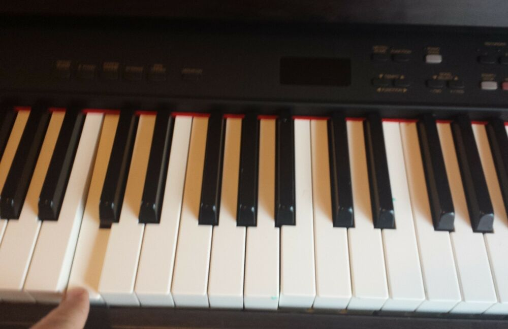 yamaha clavinova key ae88 type refurbished ebay. Black Bedroom Furniture Sets. Home Design Ideas