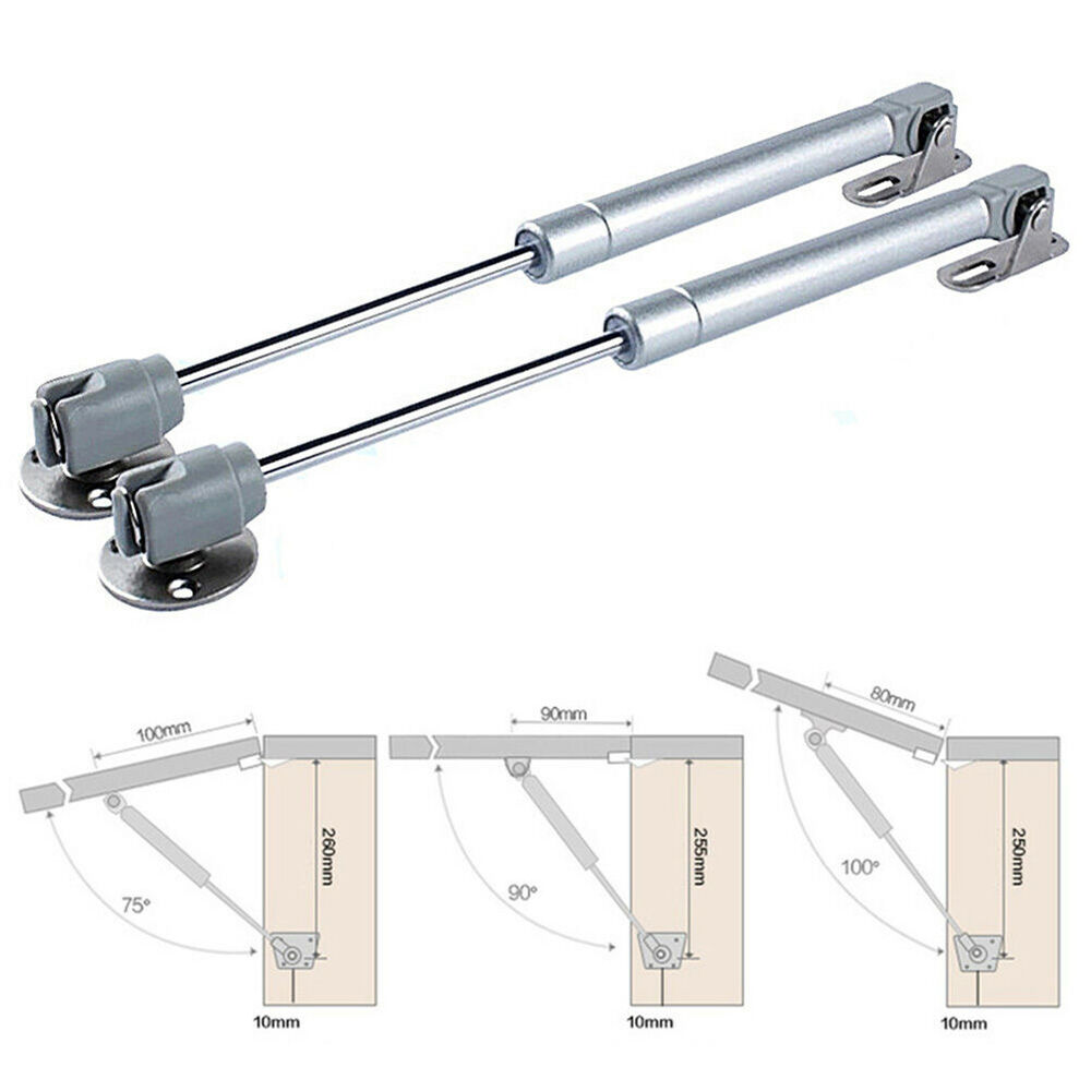 Cabinet Door Lift Up Hydraulic Gas Spring Lid Flap Stay ...