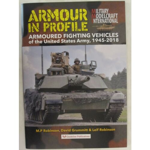 book-armour-in-profile-armoured-fighting-vehicles-usa-19452018