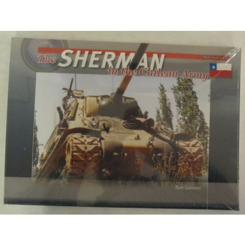 the-sherman-in-the-chilean-army-by-tom-gannon-trackpad-68-pgs-illustrated