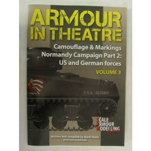 armour-in-theatre-normandy-campaign-part-2-us-and-german-forces-color-illus