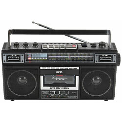 Kyпить QFX J-220BT Bluetooth Portable Cassette Player Recorder Converter Boombox на еВаy.соm