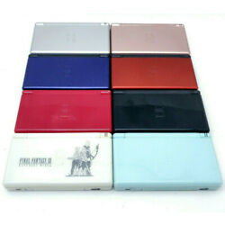 Kyпить Nintendo DS Lite - Pick Your Color - Tested & Working - Pink Blue Red Black на еВаy.соm