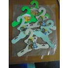 6 Hangers for Teddy Bear Clothes, 4 x The Bear Mill, 2 x Other