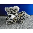 Top Toys Cute Spotted Leopard Cub Soft Cuddly Toy with Whiskers