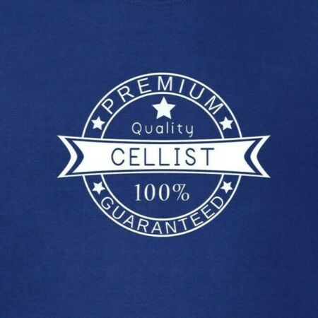 img-Cellest - Premium Quality 100% Guaranteed T-Shirt - Funny Cello Musician Top