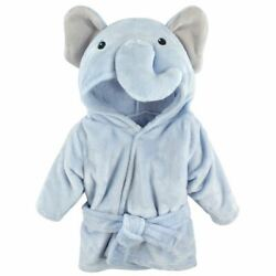 Kyпить Hudson Baby Boy Bathrobe, Blue Elephant на еВаy.соm
