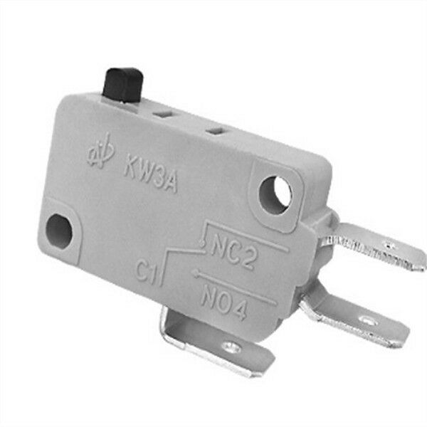 MICROSWITCH INTERRUTTORE SWITCH  KW3A 16(4)A 250V 15A 125V (QTY: 2 PEZZI)