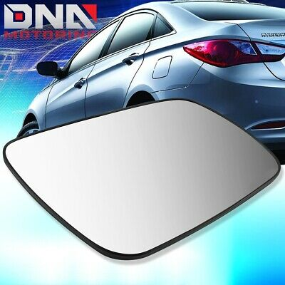 FOR 2008-2014 MITSUBISHI LANCER FACTORY STYLE MIRROR GLASS LENS HEATED RIGHT RH