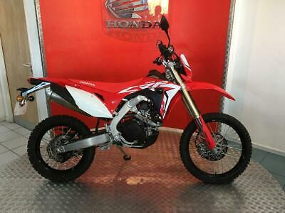 2019 '68' Honda CRF450 CRF450L available with optional Power-Up Kit