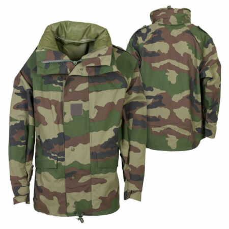 img-FRENCH MVP JACKET ARMY GORE-TEX BREATHABLE WATERPROOF PARKA CCE CAMO