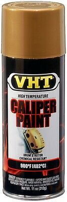 VHT Brake/Caliper/Drum And Rotor Coating  Gold  11 oz. Aerosol