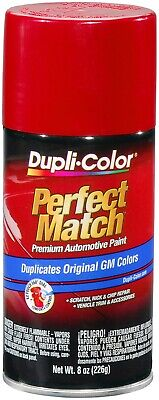 Dupli-Color Perfect Match Victory Red Paint Code 9260 8 oz. Aerosol