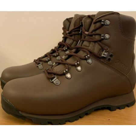img-Genuine British Army ITURRI MTP Brown Patrol Full Leather Boots Cadet
