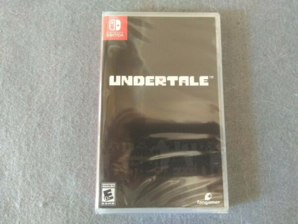 UNDERTALE NINTENDO SWITCH PRECINTADO SEALED
