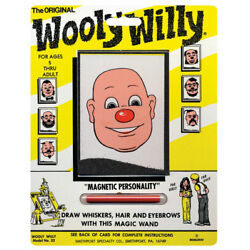 The Original Wooly Willy Magnetic Toy by PlayMonster