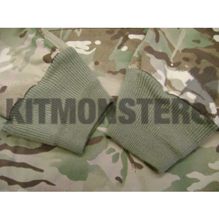 img-'Wool' Para Smock Type Cuffs for MTP British Combat Jacket 'Woolly' (Cuffs Only)