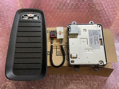 2015-17 OEM  Cadillac Escalade wireless phone charger upgrade kit W/larger Pad