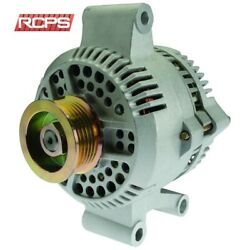 NEW ALTERNATOR FOR 2.0L 98-03 FORD ESCORT ZX2 COUPE, S/R, COOL, HOT F7PU-JA