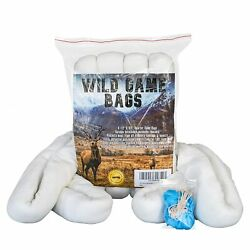 KTY Hunting Game Bags 4 Pack of 60-inch Game Bags Hunting Meat uses are elk Game