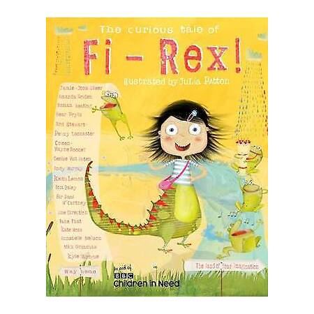 img-The Curious Tale of Fi-Rex, New, Hardcover