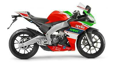 Aprilia RS 125 GP Replica 2019 - NEW - SAVE £700 WAS £4,799