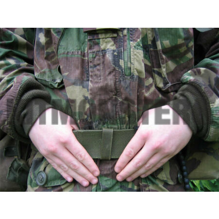 img-'Woolly' Para Smock Type Cuffs for DPM British Combat Jacket ('Wool' Cuffs Only)