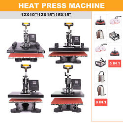 Kyпить Heat Press Machine Digital Transfer Sublimation For Mug Cap Hat T-Shirt Plate  на еВаy.соm