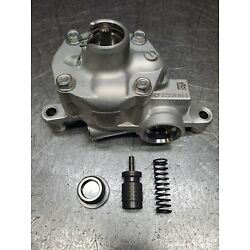 NISSAN, RE0F11A, JF015E - PUMP ASSEMBLY WITH NEW OEM VALVE 2012-UP