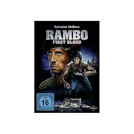 img-Rambo - First Blood by Ted Kotcheff | DVD | condition very good