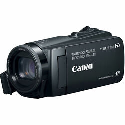 Kyпить Canon Vixia HF W10 Waterproof Shockproof Video Camera Camcorder *HFW10 на еВаy.соm