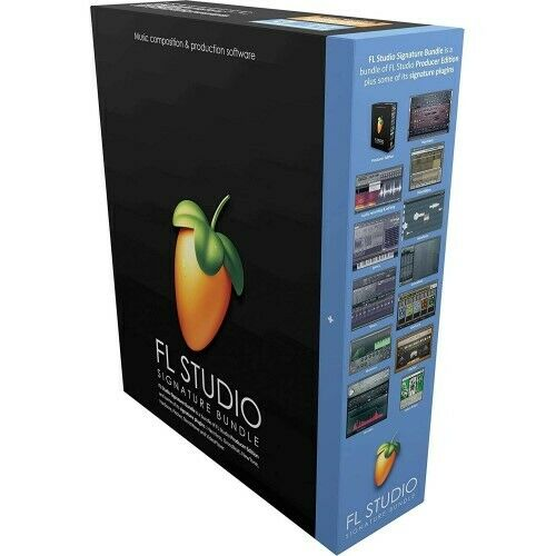 Cavertitz,DeutschlandIMAGE-LINE FL Studio -  Bundle Edition 20 | Neu