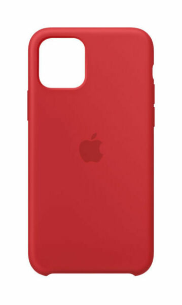 Bricy,FranceApple coque en silicone pour Apple iPhone 11 Pro - (PRODUCT)RED 100% original