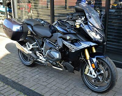 * SOLD * 2019 BMW R 1250 RS EXCLUSIVE * 4,480 MILES * PANNIERS
