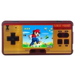 Kyпить ABGN Hot-Mini Retro Portable Handheld Game Player Family Pocket Built in 638 Gam на еВаy.соm