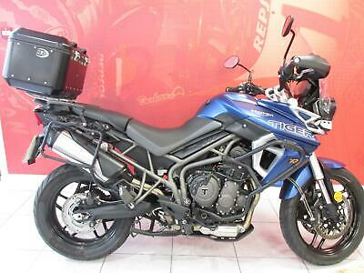 2018 TRIUMPH TIGER 800 XRT 10,135 miles NATIONWIDE DELIVERY