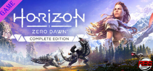 Horizon Zero Dawn Complete Edition PC Windows Steam No Key Code Global Digital