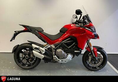 2019 Ducati Multistrada 1260 Touring (Ever Red Wty + 12 Months)