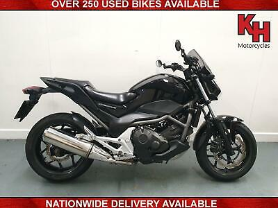 Honda NC700S 2013 **MRA Screen - R&G Hugger - Combined ABS**