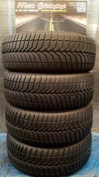 GOMME USATE 185/55R15 82H VREDESTEIN SNOWTRAC3 INVERNALI M+S PNEUMATICI USATI