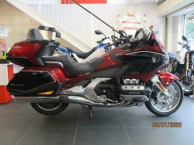 2018 Honda GL1800 Goldwing 1800 Goldwing DCT & Airbag